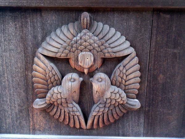 西教寺 寺紋