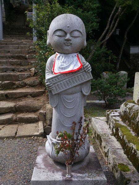 西教寺 地蔵