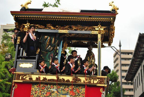 大津祭 祭り囃子