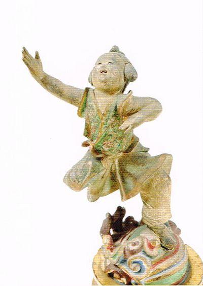 三井寺 愛子立像