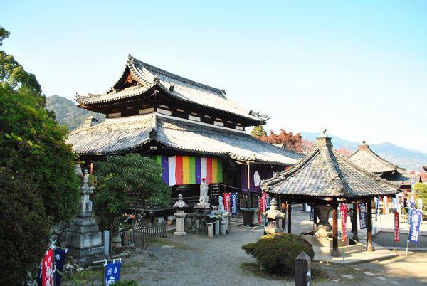 三井寺 観音堂