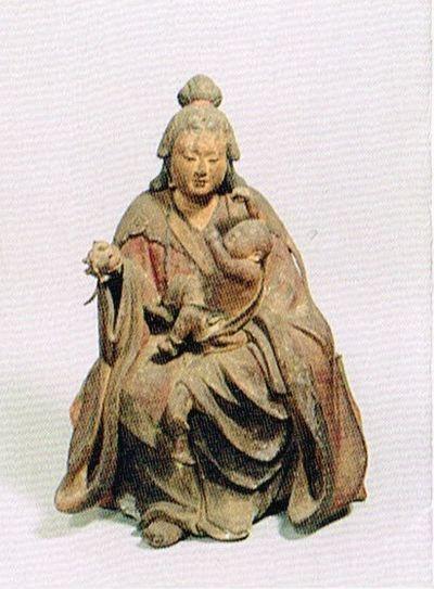 三井寺 訶梨帝母