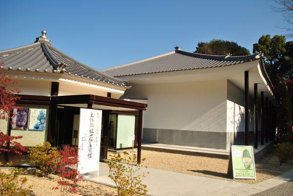三井寺 文化財収蔵庫