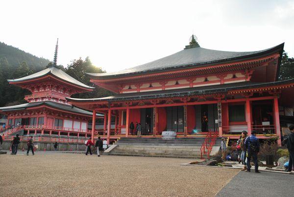 比叡山 法華総持院