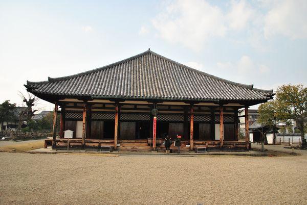 元興寺 本堂