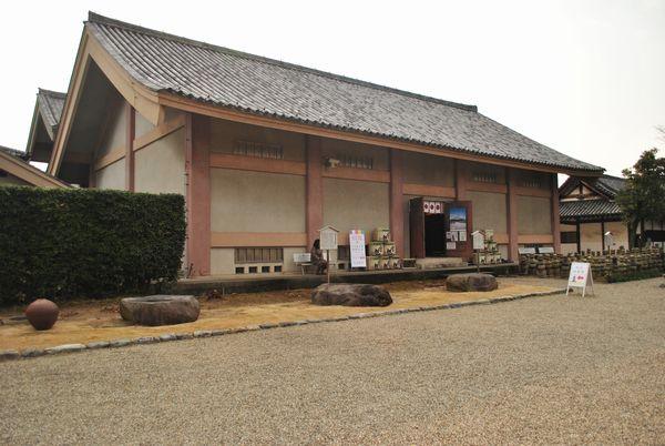 元興寺 総合収蔵庫