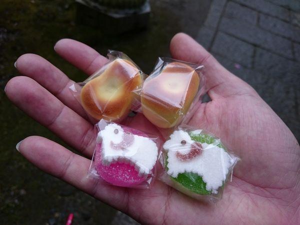 菓祖神社 お菓子