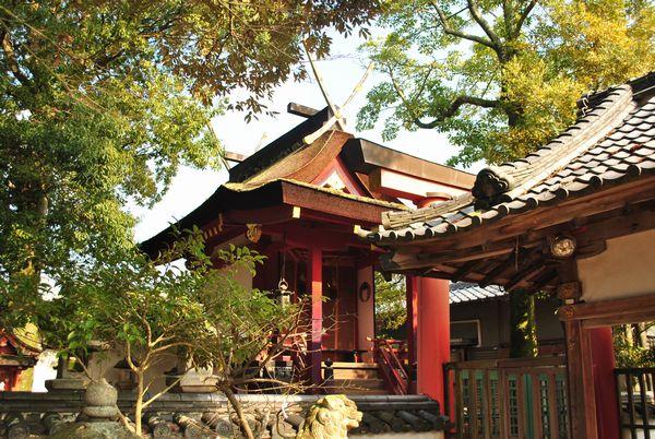 新薬師寺 鏡神社