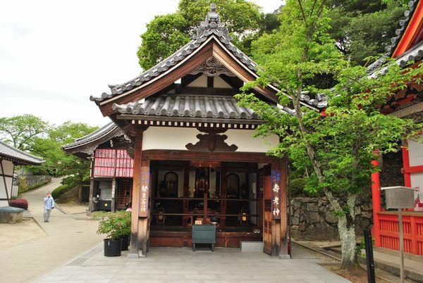 中山寺 寿老神堂