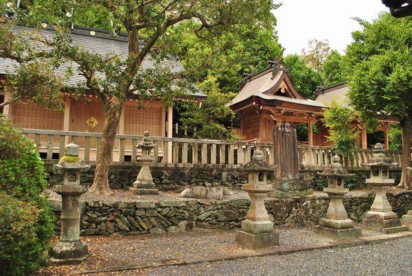 丹生酒殿神社 本殿