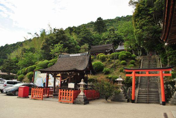 白鬚神社 若宮社