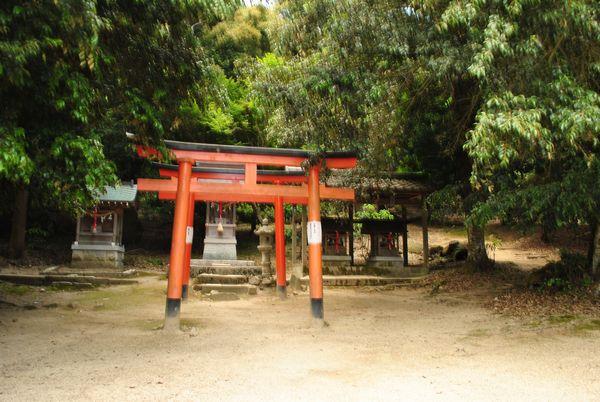 白鬚神社 摂社