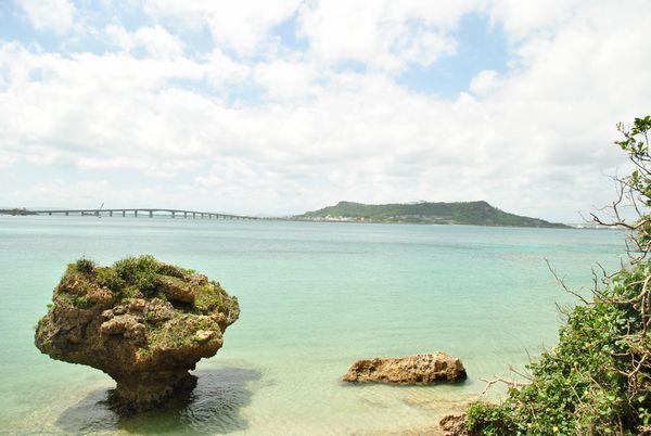 平安座島 浜比嘉大橋