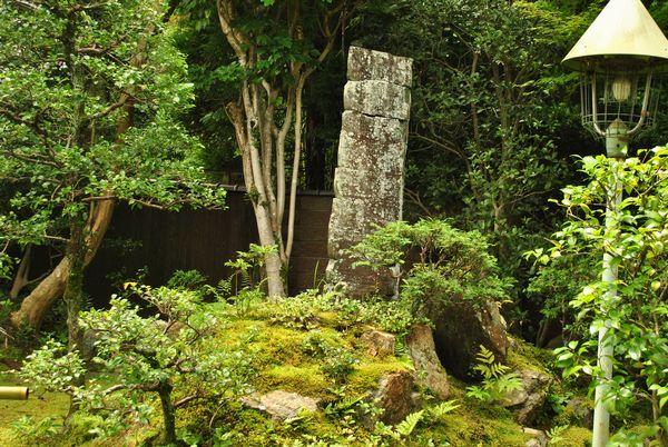 大寧軒 玄武洞 石柱