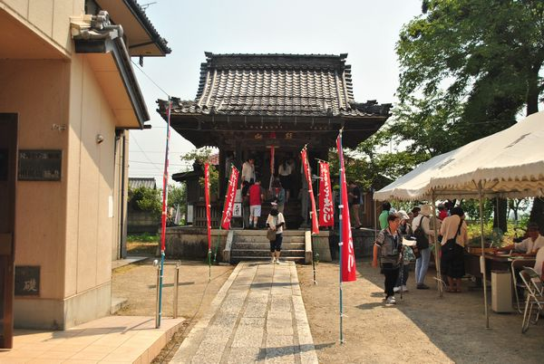 竹蓮寺 観音堂