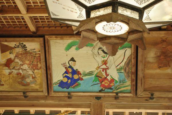 片山神社 絵馬