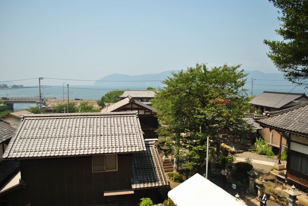 片山観音堂 風景