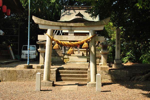 光明寺 十所神社