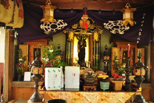 赤分寺 観音堂