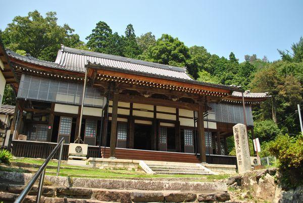覚念寺 本堂