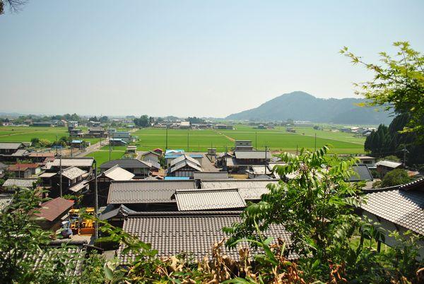 松尾寺 景色