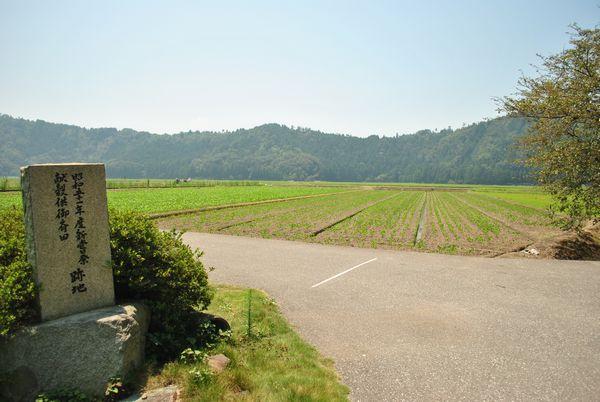 西野 田園風景