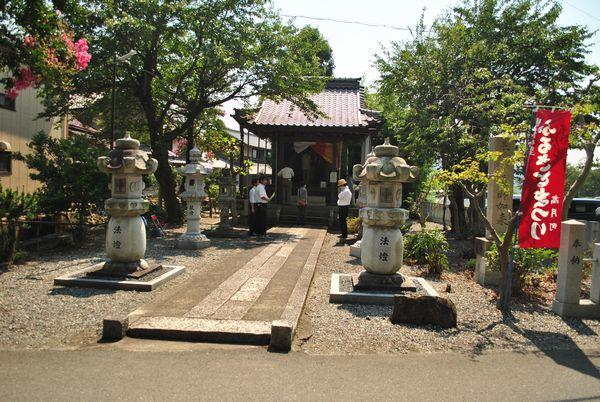 東柳野薬師堂