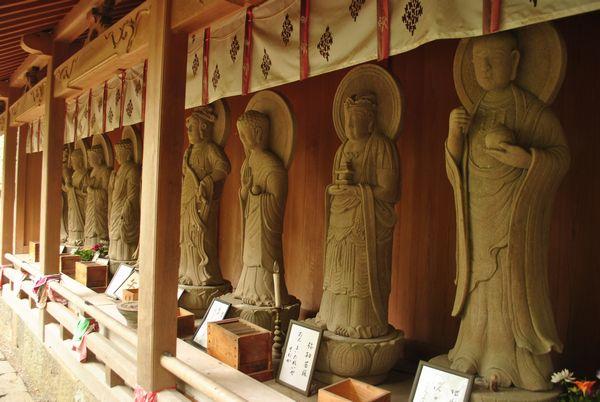 霊山寺 十三仏