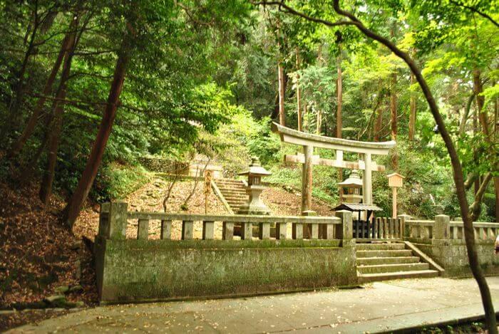 奥社 菅原神社