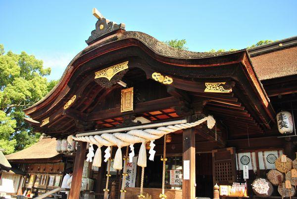 田村神社 本殿