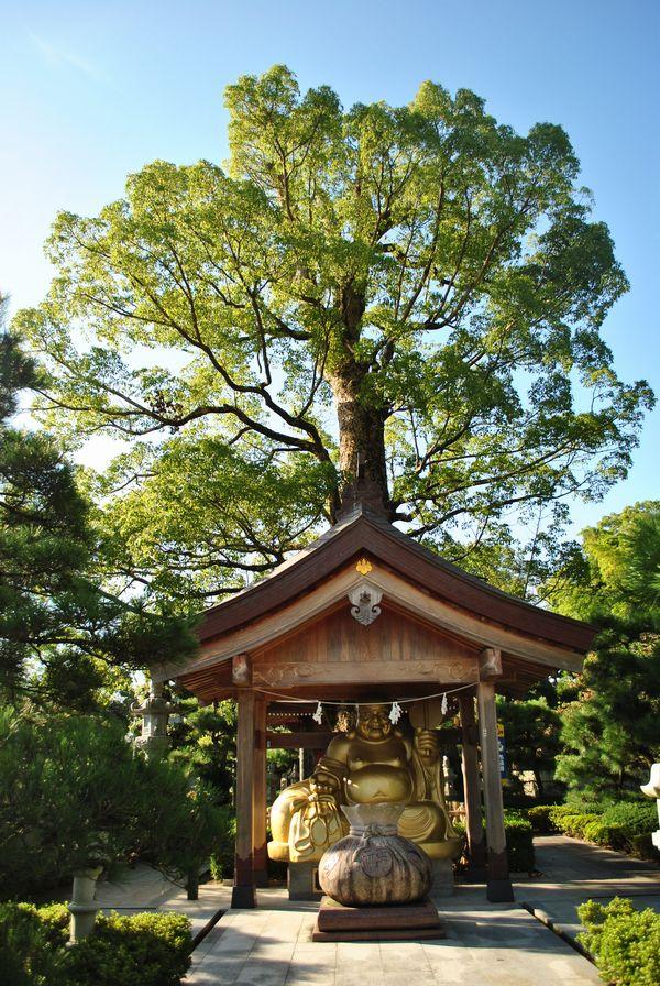 田村神社 お迎え布袋尊