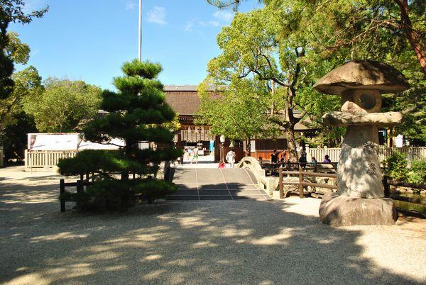 いざなぎ神宮 石橋