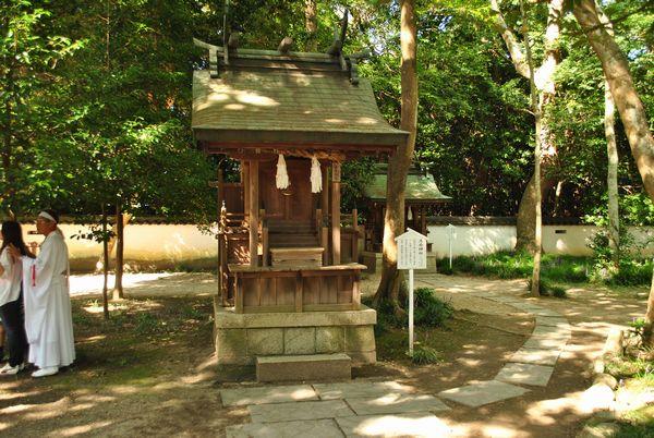 いざなぎ神宮 左右神社