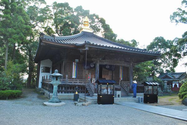 金泉寺 大師堂