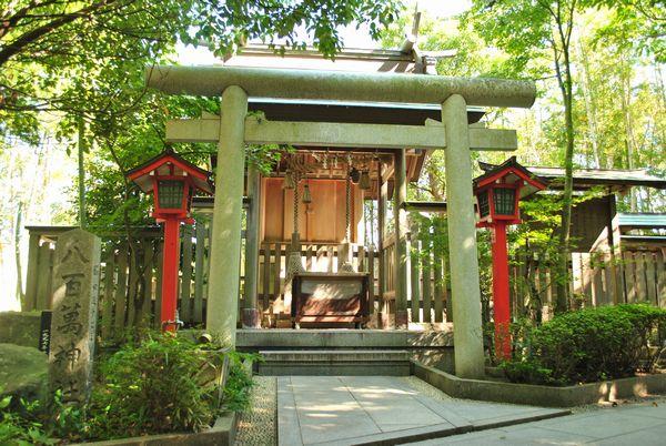 おのころ島神社 八百萬神社