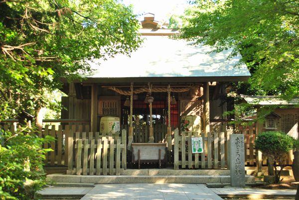 おのころ島神社 神楽殿
