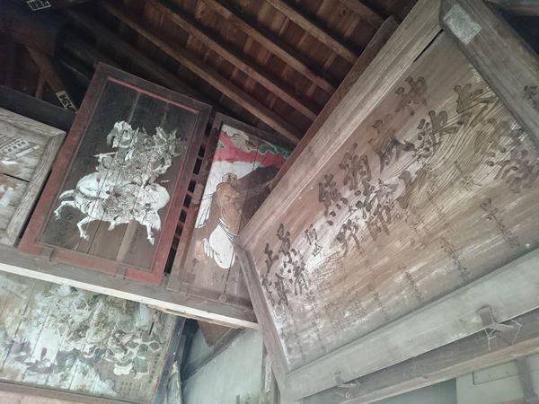 今宮神社 絵馬殿