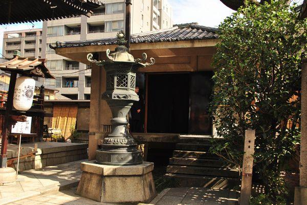 因幡堂 収蔵庫