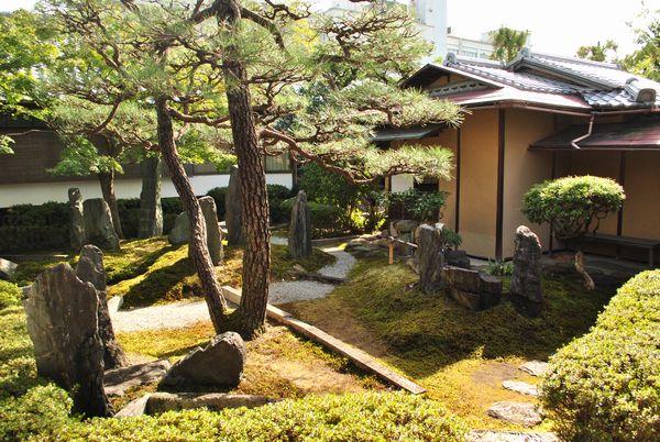 清浄華院 浄土の庭