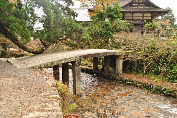 日吉大社 走井橋