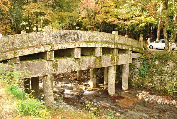 日吉大社 二宮橋