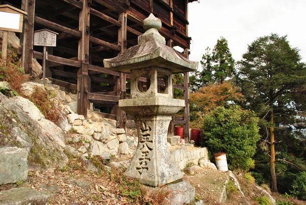 日吉大社 山王 燈籠