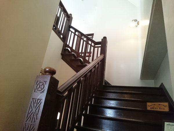 GOSPEL 階段