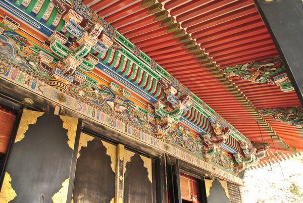 日光東照宮 拝殿