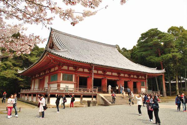 醍醐寺 金堂
