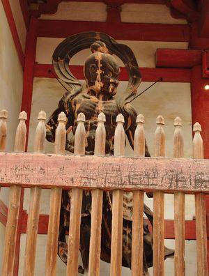 醍醐寺 仁王像