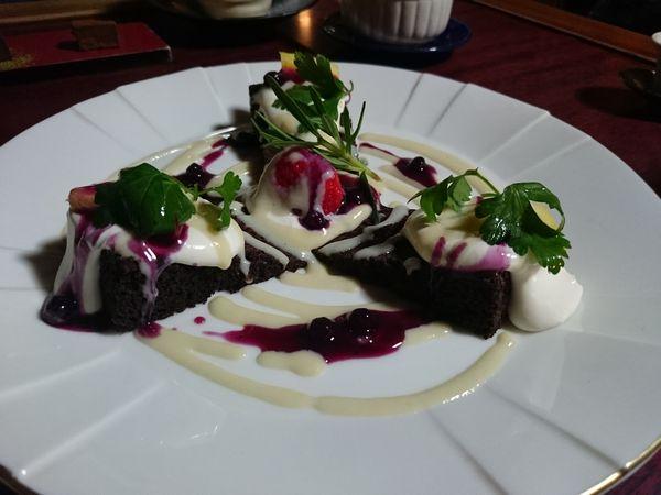 京都生ショコラ チョコレートケーキ