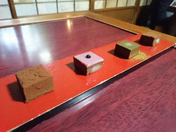 京都生ショコラ チョコレート