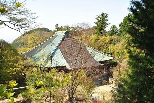 施福寺 本堂