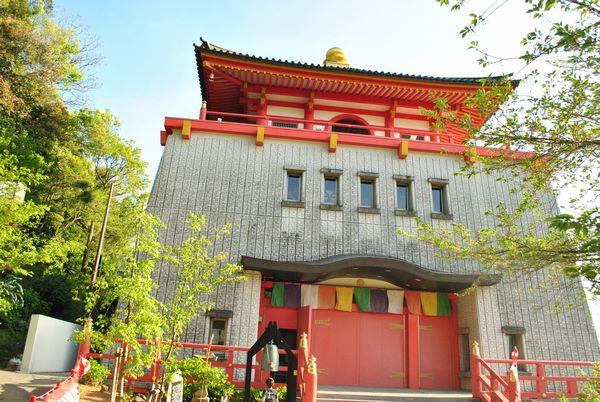 紀三井寺 仏殿